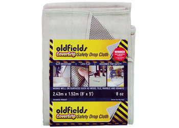 Non-Slip Canvas Drop Cloth